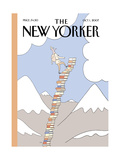 The New Yorker Cover - October 1, 2007 Regular Giclee Print by Philippe Petit-Roulet