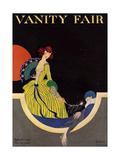 Vanity Fair Cover - September 1915 Regular Giclee Print by Rita Senger