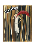 Vogue - November 1927 Giclee Print by William Bolin