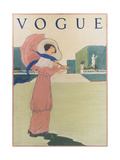 Vogue - April 1912 Giclee Print by Helen Dryden