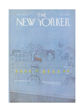 The New Yorker Cover - November 19, 1979 Regular Giclee Print by Marisabina Russo