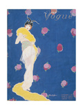 Vogue - November 1913 Regular Giclee Print by Helen Dryden
