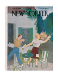 The New Yorker Cover - August 26, 1944 Regular Giclee Print by William Cotton