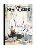 The New Yorker Cover - December 5, 2005 Giclee Print by Barry Blitt