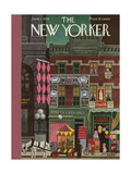 The New Yorker Cover - June 1, 1946 Giclee Print by Witold Gordon