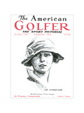 The American Golfer November 3, 1923 Giclee Print by James Montgomery Flagg