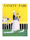 Vanity Fair Cover - August 1916 Regular Giclee Print by Ethel M. Plummer