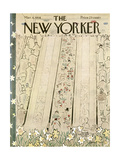 The New Yorker Cover - March 8, 1958 Giclee Print by Garrett Price