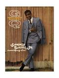 GQ Cover - September 1967 Regular Giclee Print par Milton H. Greene