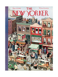 The New Yorker Cover - November 18, 1939 Regular Giclee Print by Beatrice Tobias