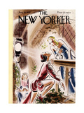 The New Yorker Cover - August 20, 1938 Regular Giclee Print by Leonard Dove