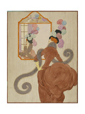 Vogue - December 1920 Regular Giclee Print by Helen Dryden