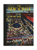 The New Yorker Cover - September 11, 1943 Regular Giclee Print by Ilonka Karasz