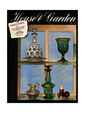 House & Garden Cover - May 1939 Regular Giclee Print by Pierre Roy