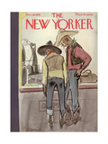 The New Yorker Cover - October 19, 1935 Giclee Print by William Galbraith Crawford