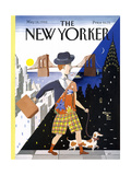 The New Yorker Cover - May 18, 1992 Giclee Print by Kathy Osborn