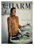 Charm Cover - March 1947 Reproduction proc&#233;d&#233; gicl&#233;e par Hal Reiff