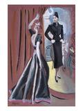 Vogue - September 1937 Giclee Print by R.S. Grafstrom