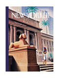 The New Yorker Cover - November 7, 2005 Giclee Print by Eric Drooker
