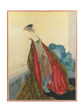 Vogue - May 1921 Regular Giclee Print by George Wolfe Plank