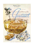 Gourmet Cover - June 1945 Regular Giclee Print by Henry Stahlhut