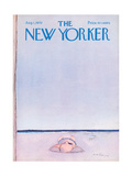 The New Yorker Cover - August 1, 1970 Regular Giclee Print by Andre Francois