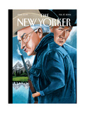 The New Yorker Cover - February 27, 2006 Giclee Print by Mark Ulriksen