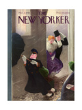 The New Yorker Cover - March 2, 1940 Giclee Print by William Cotton