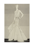 Vogue - April 1930 Giclee Print by Douglas Pollard