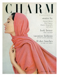 Charm Cover - July 1952 Reproduction proc&#233;d&#233; gicl&#233;e par Francesco Scavullo