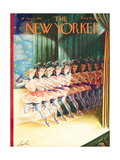The New Yorker Cover - January 17, 1942 Regular Giclee Print by Constantin Alajalov