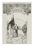 Vogue Giclee Print by Harry McVickar