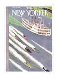 The New Yorker Cover - May 14, 1938 Giclee Print by Arnold Hall