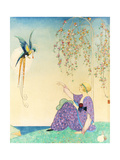 Vogue - February 1914 Regular Giclee Print by George Wolfe Plank
