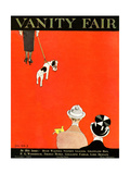 Vanity Fair Cover - November 1919 Regular Giclee Print by Jr., John Held