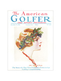The American Golfer December 16, 1922 Regular Giclee Print by James Montgomery Flagg