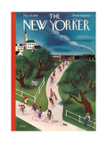 The New Yorker Cover - May 28, 1938 Regular Giclee Print by Victor Bobritsky