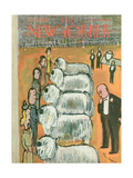 The New Yorker Cover - February 14, 1948 Giclee Print by Abe Birnbaum