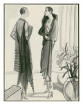 Vogue - May 1929 Regular Giclee Print by Porter Woodruff