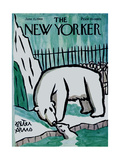 The New Yorker Cover - June 15, 1968 Giclee Print by Peter Arno