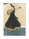 Vogue - October 1914 Giclee Print by E.M.A. Steinmetz