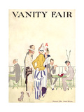 Vanity Fair Cover - August 1914 Regular Giclee Print by Ethel M. Plummer