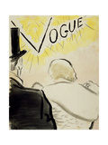 "Vogue - November 1931 Regular Giclee Print by Carl ""Eric"" Erickson"