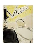 "Vogue - November 1931 Giclee Print by Carl ""Eric"" Erickson"
