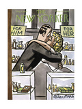 The New Yorker Cover - May 4, 1957 Regular Giclee Print by Peter Arno