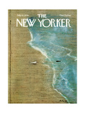 The New Yorker Cover - July 10, 1978 Regular Giclee Print par Andre Francois
