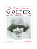 The American Golfer September 22, 1923 Regular Giclee Print by James Montgomery Flagg