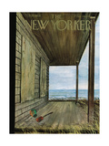 The New Yorker Cover - October 23, 1954 Regular Giclee Print by Roger Duvoisin