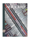The New Yorker Cover - September 22, 1928 Premium Giclee Print by Adolph K. Kronengold