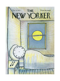 The New Yorker Cover - May 15, 1971 Regular Giclee Print by Andre Francois